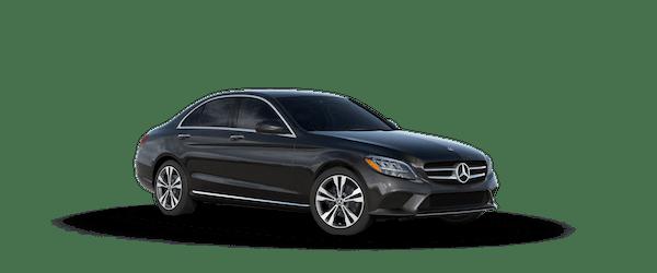 2020 Mercedes-Benz C 300 in Obsidian Metal Black