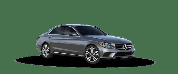 2020 Mercedes-Benz C 300 in Selenite Grey Metallic