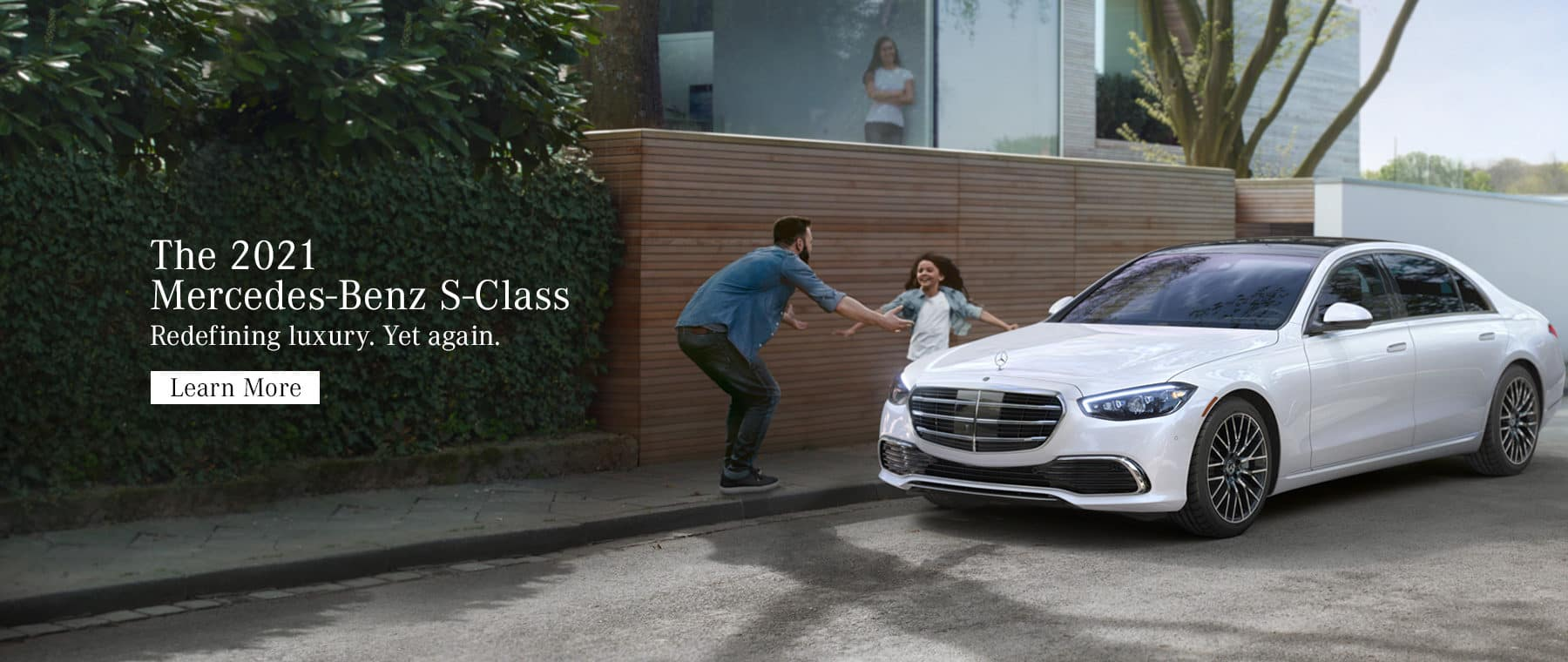 S Class Experience the best