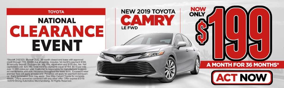 Mike Calvert Toyota New Toyota Used Car Dealership In Houston Tx