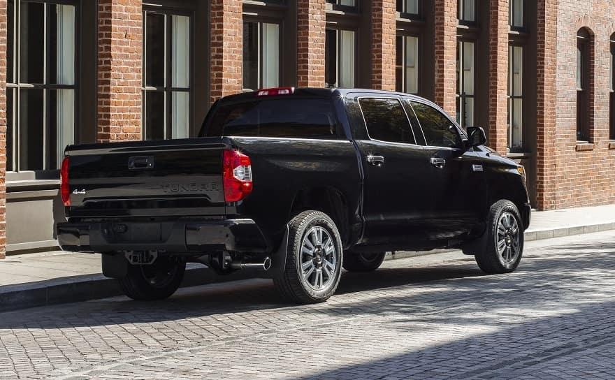Toyota Tundra in Houston, Texas