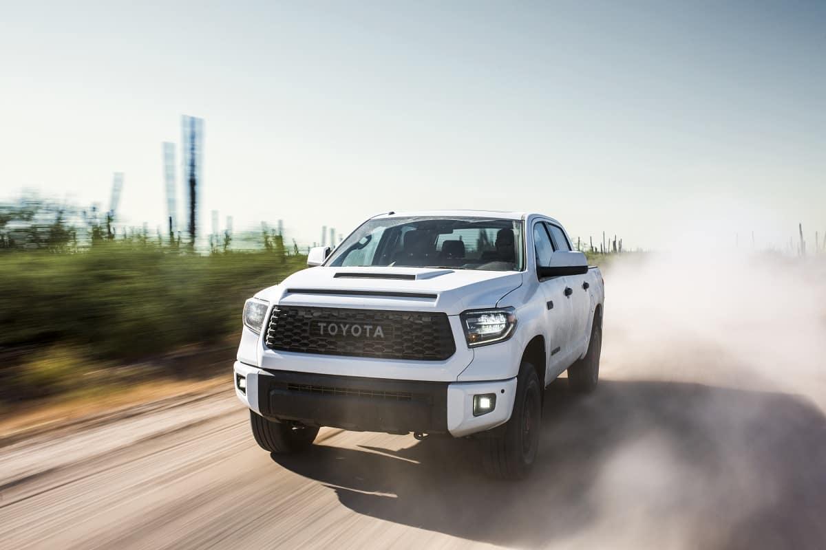 Houston, TX | Toyota Tundra
