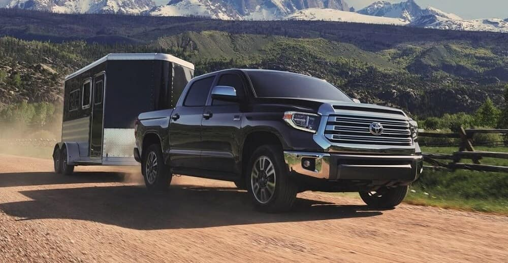 Toyota Tundra Towing