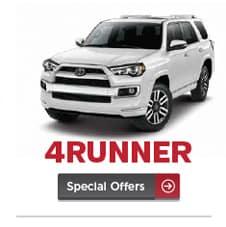4Runner specials