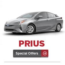 Prius specials