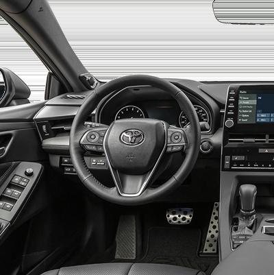 Toyota Avalon Steering Column