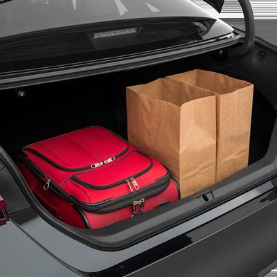 Toyota Avalon Cargo Space