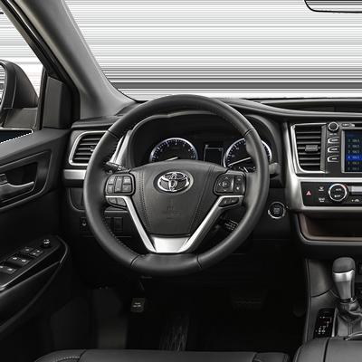 Toyota Highlander Steering Column