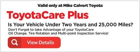 ToyotaCare Plus Houston TX