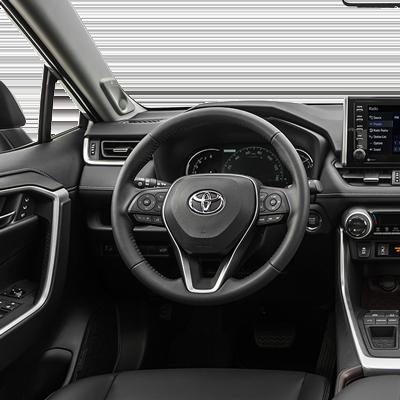 Toyota RAV4 Steering Column