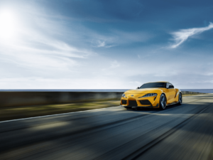 2020 Toyota Supra near Missouri City, TX