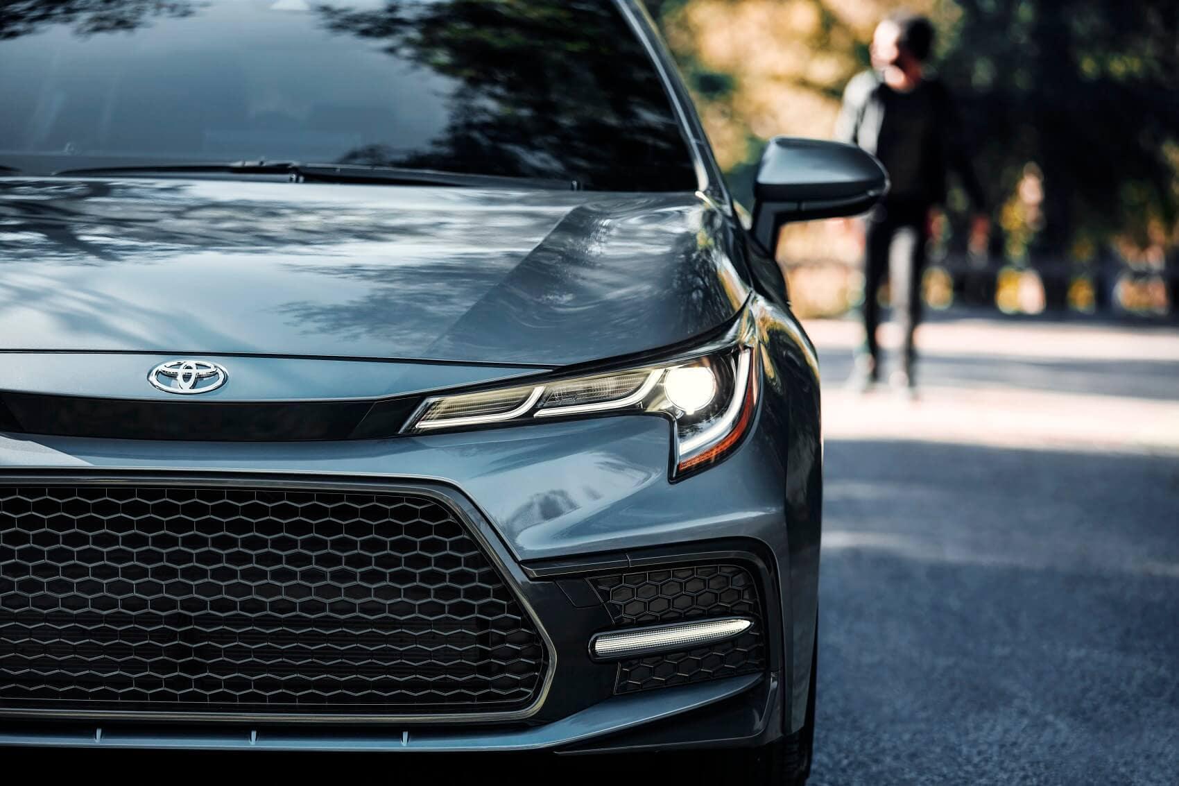 2020 Toyota Corolla Headlights