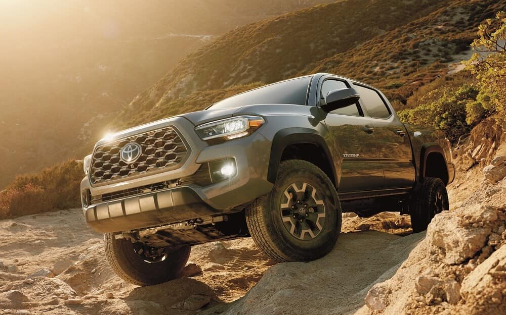 2020 Toyota Tacoma Engine Power