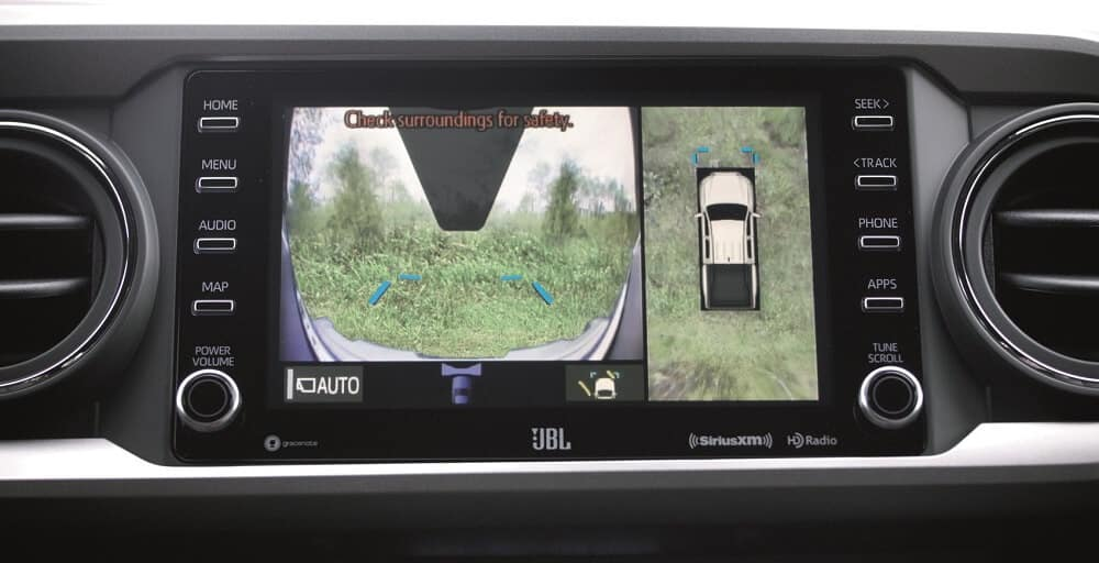 2020 Toyota Tacoma Back Up Camera