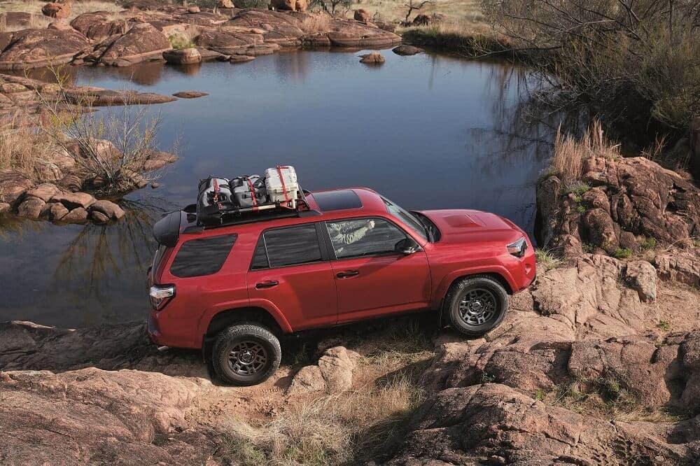 2020 Toyota 4Runner Engine & Off-Roading Power