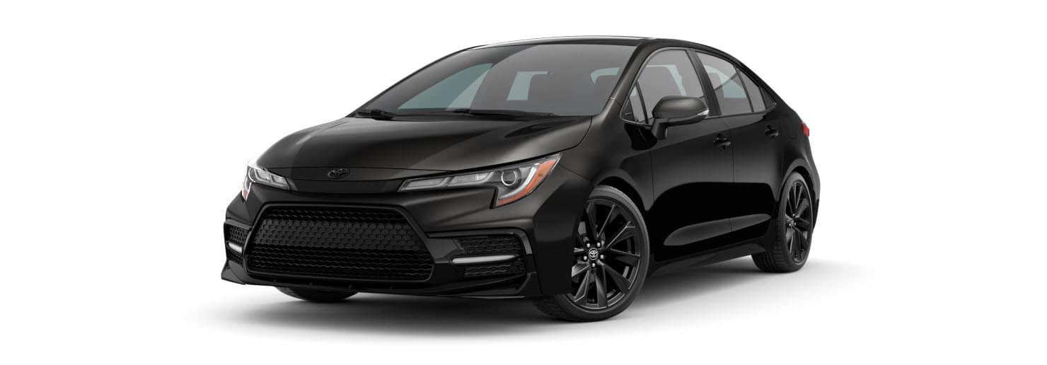 2020 Toyota Corolla SE Nightshade