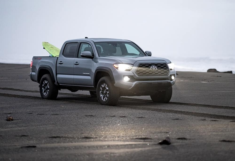 2020 Toyota Tacoma Engine Specs