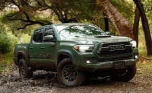 Toyota Tacoma vs Toyota Tundra: Off-Road Capabilities
