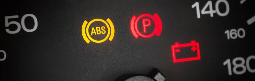 Toyota RAV4 Dashboard Light Guide Houston TX