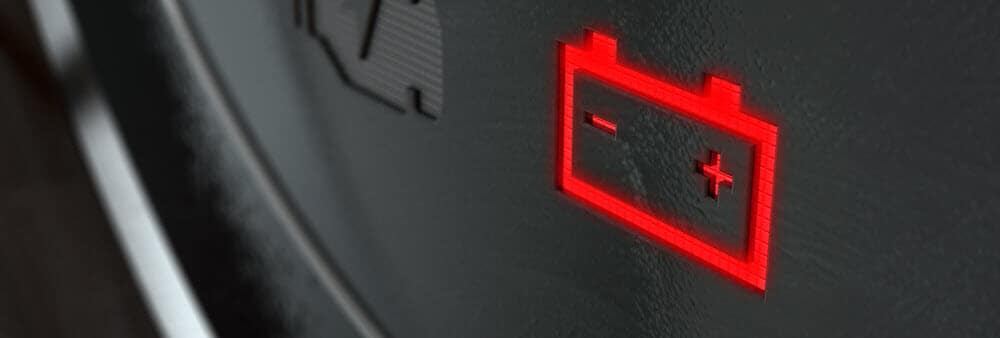 Charging System Warning