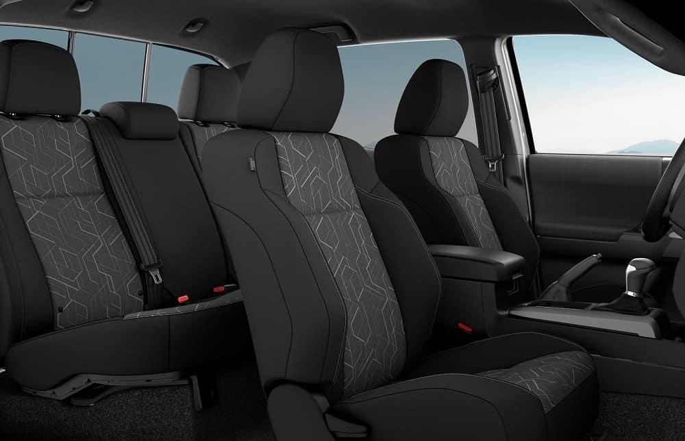 Toyota Tacoma Interior Comfort