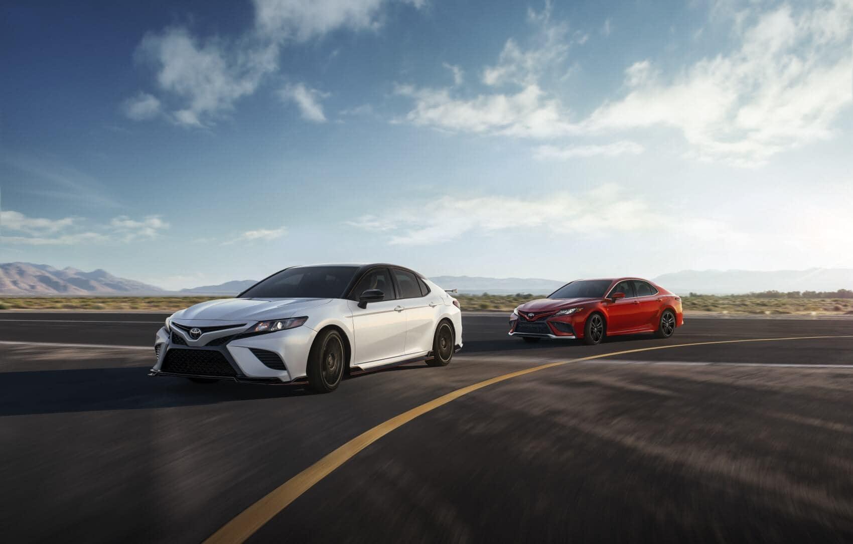 Toyota Camry Performance