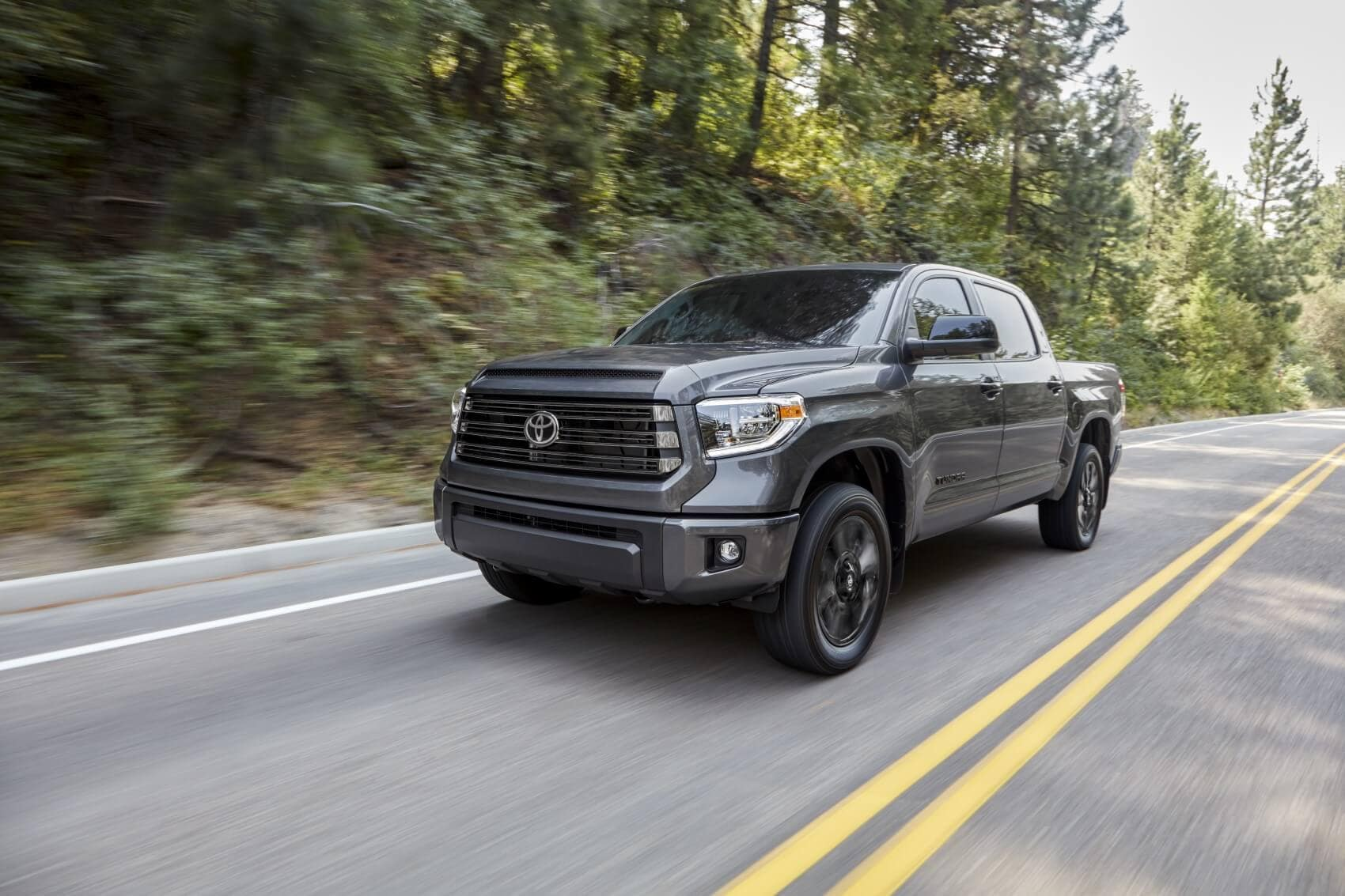 Toyota Tundra Safety Features