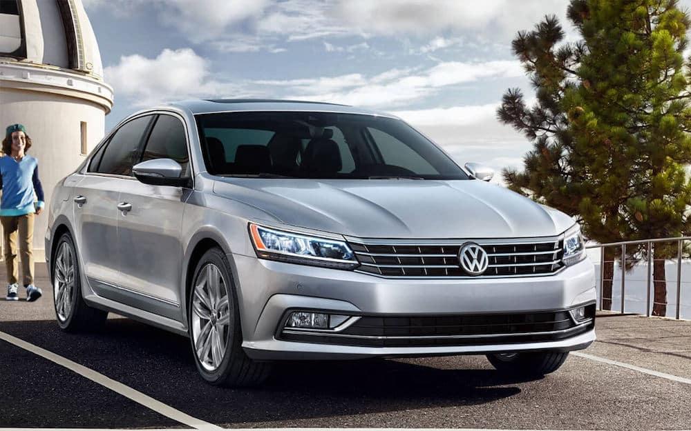 2018 Volkswagen Passat SEL Premium