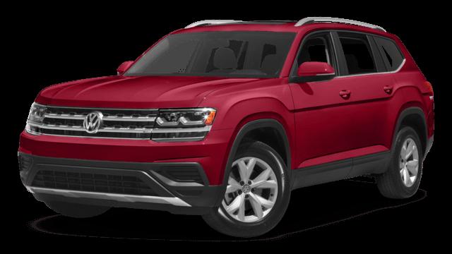 2018 Volkswagen Atlas 2.0T
