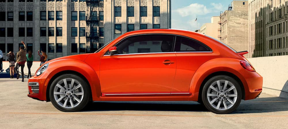 2019 VW Beetle Profile