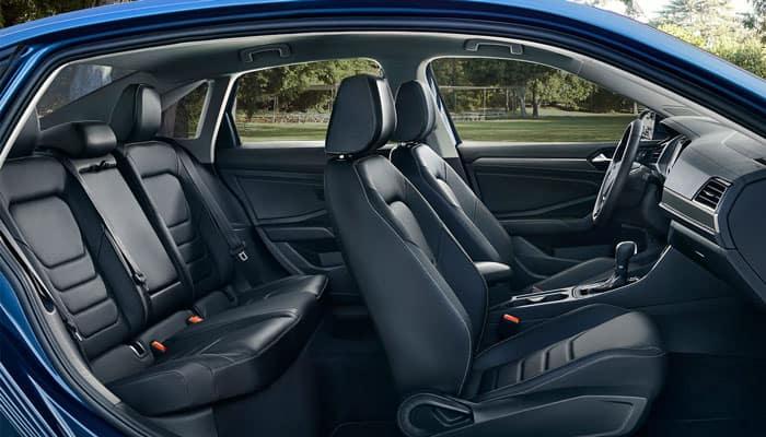 2019 Volkswagen Jetta Interior Side View