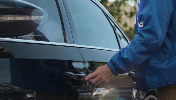 2019 Volkswagen Passat Exterior Door Handle