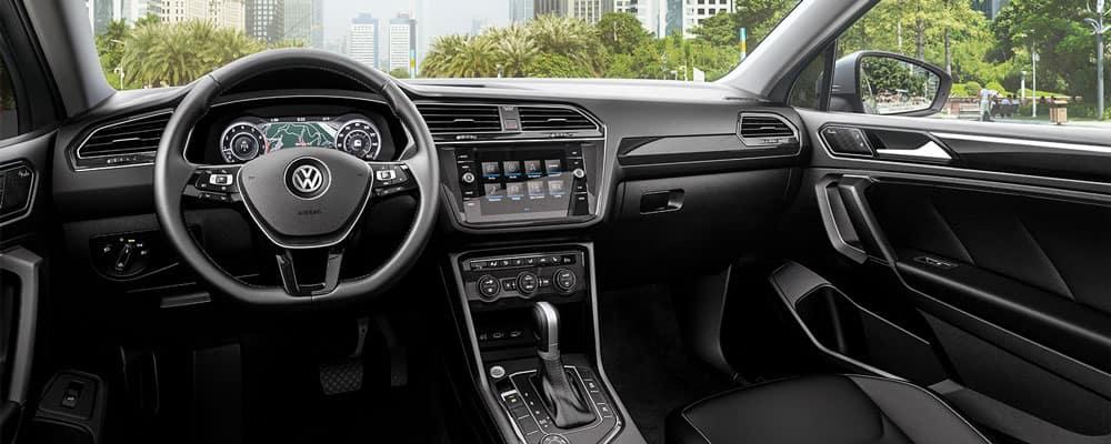 2019 Volkswagen Tiguan Interior Driver View
