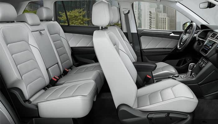 2019 Volkswagen Tiguan Interior Side View