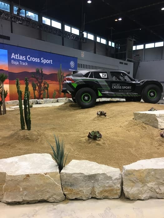 Auto Show Atlas Cross Sport