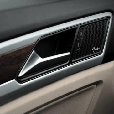 2020 VW Atlas Fender Speaker