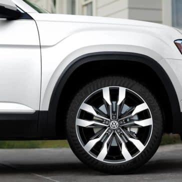 2020 VW Atlas Tire