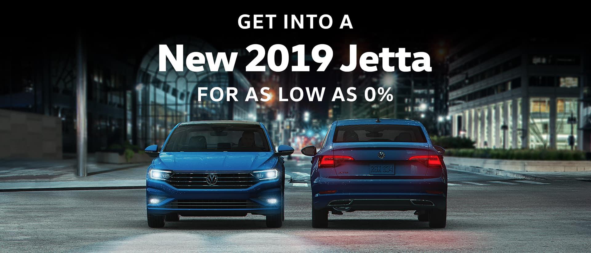 All-New 2019 VW Jetta