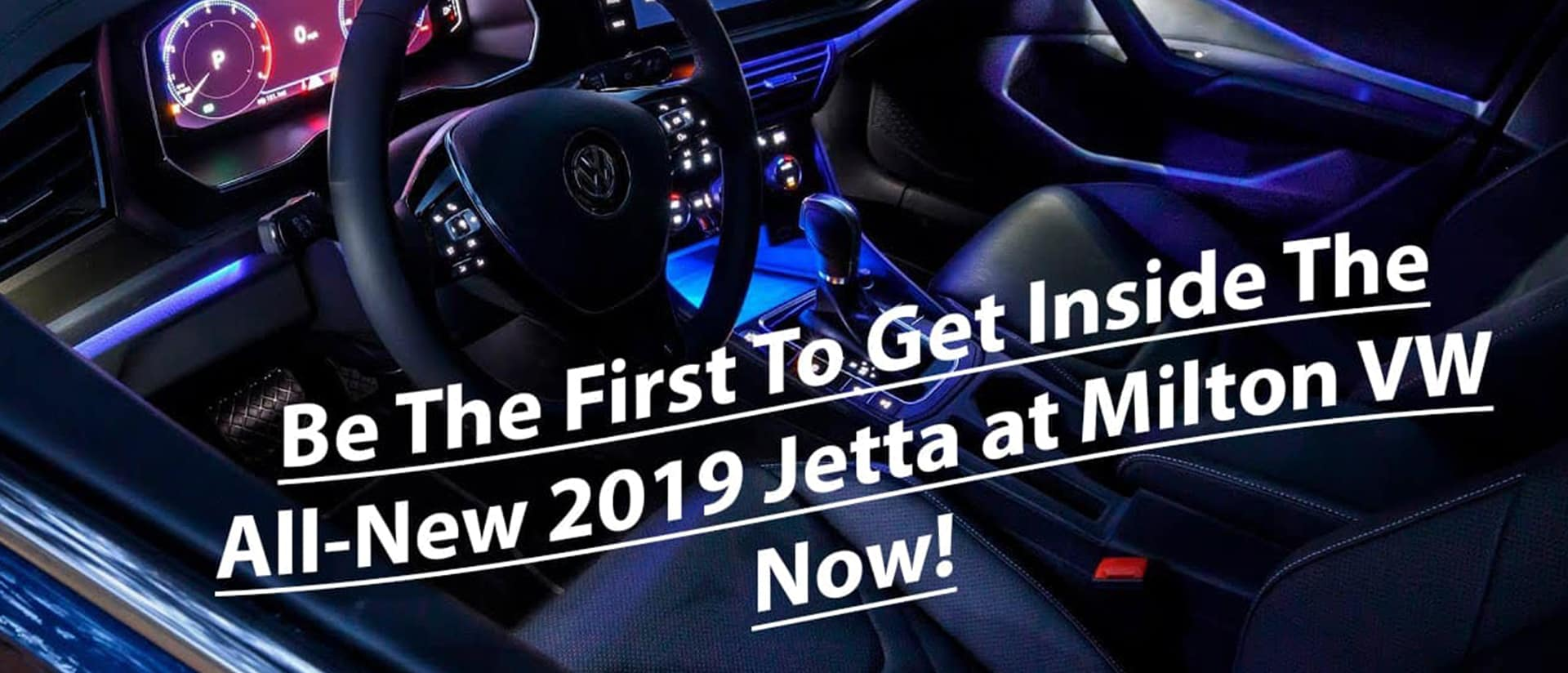 Milton VW All New 2019 Jetta