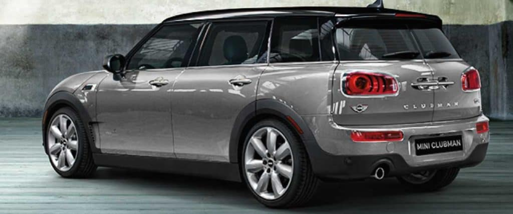 $2,500 OFF A NEW 2018 MINI COOPER S CLUBMAN ALL4.
