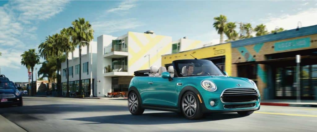 $2,000 OFF A NEW 2018 MINI COOPER CONVERTIBLE.