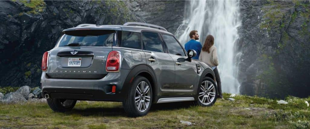 $2,500 OFF A NEW 2018 MINI COOPER SE COUNTRYMAN ALL4.