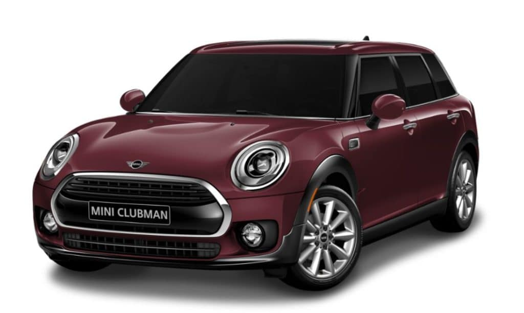 NEW 2019 MINI COOPER S CLUBMAN ALL4.