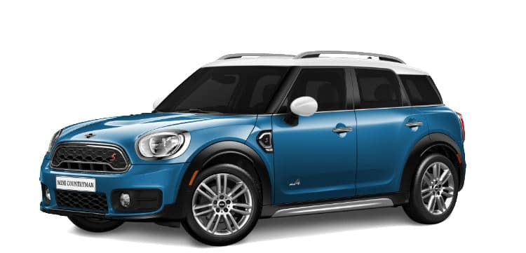 NEW 2019 MINI COOPER S COUNTRYMAN ALL4