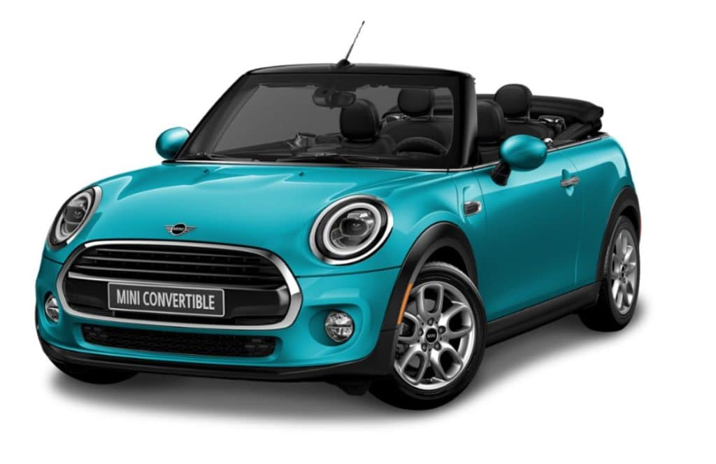NEW 2019 MINI COOPER CONVERTIBLE.