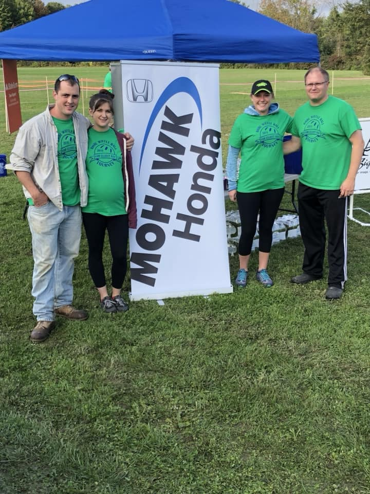 Mohawk Honda Community Involvement