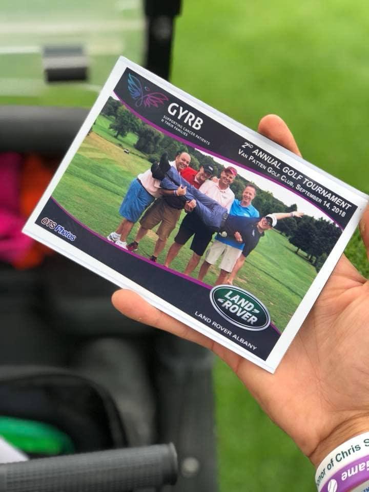 Mohawk Honda Get Your Rack Back Golf Tournament Community Involvement