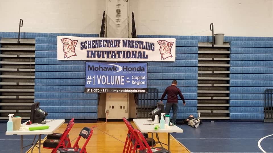 Mohawk Honda Schenectady Wrestling