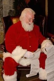 Saratoga Santa