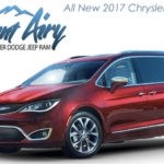 2017 Chrysler Pacifica New